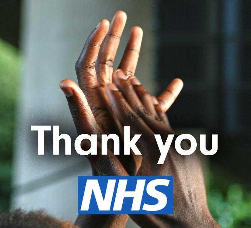 LIVE: NHS HEROES CLAP