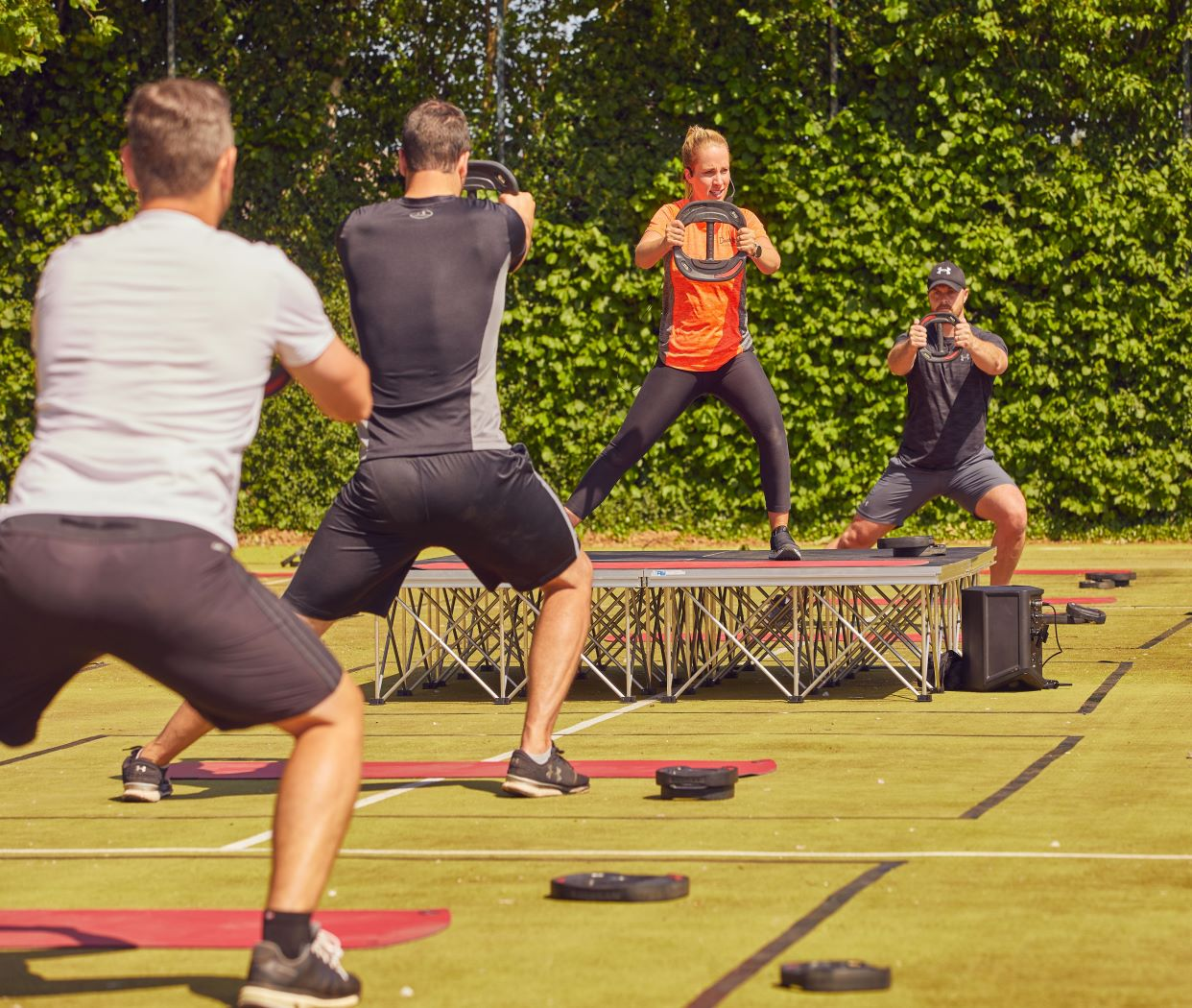 OUTDOOR: FUNCTIONAL BODY BOOTCAMP