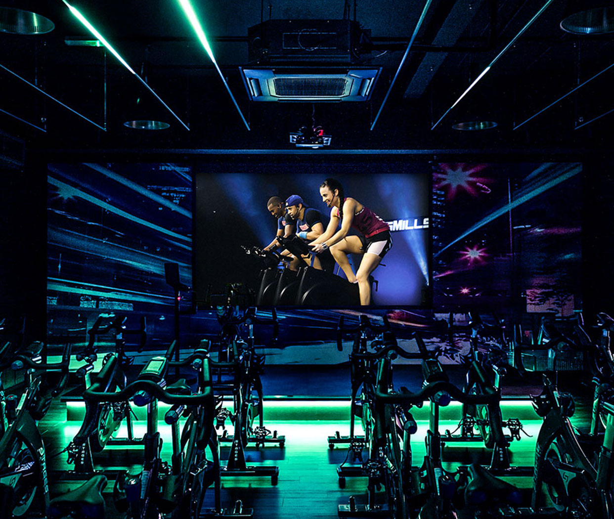 LES MILLS SPRINT™ VIRTUAL
