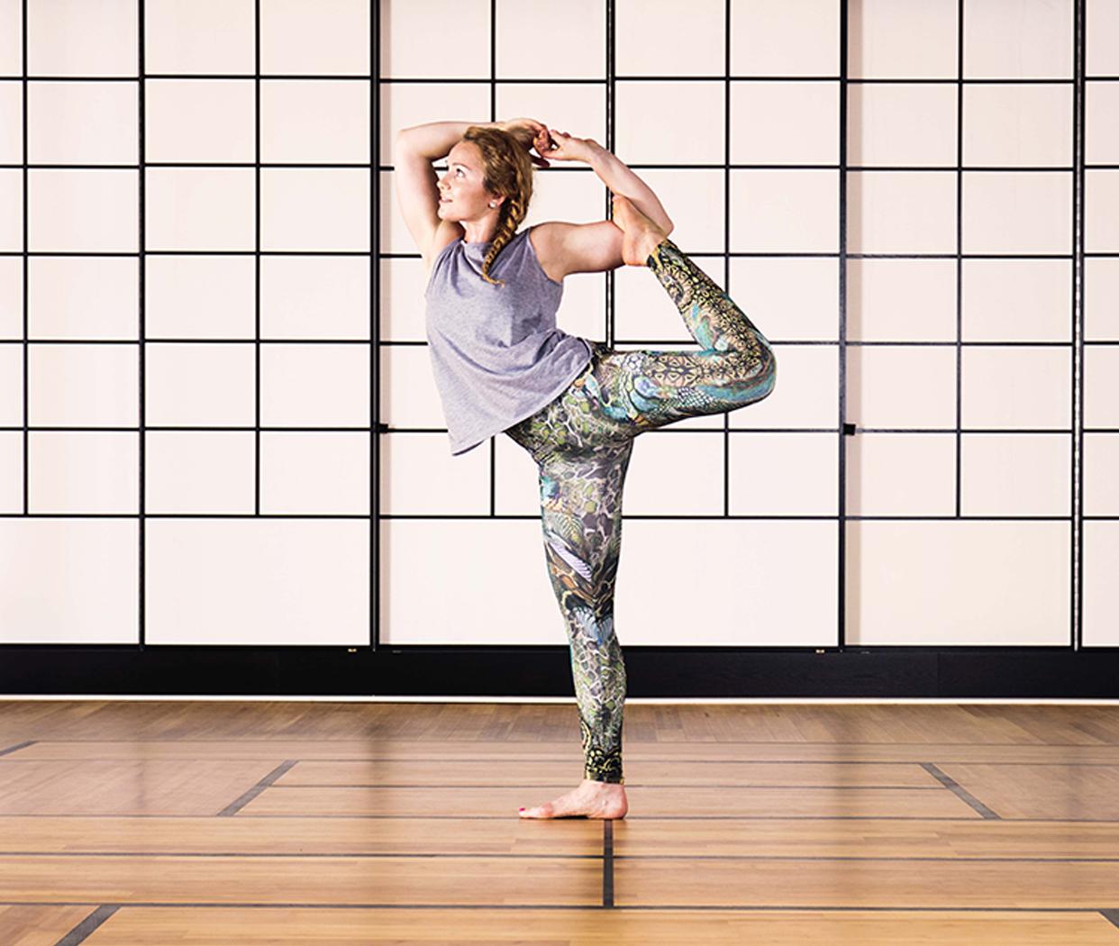 @home Strong Yoga