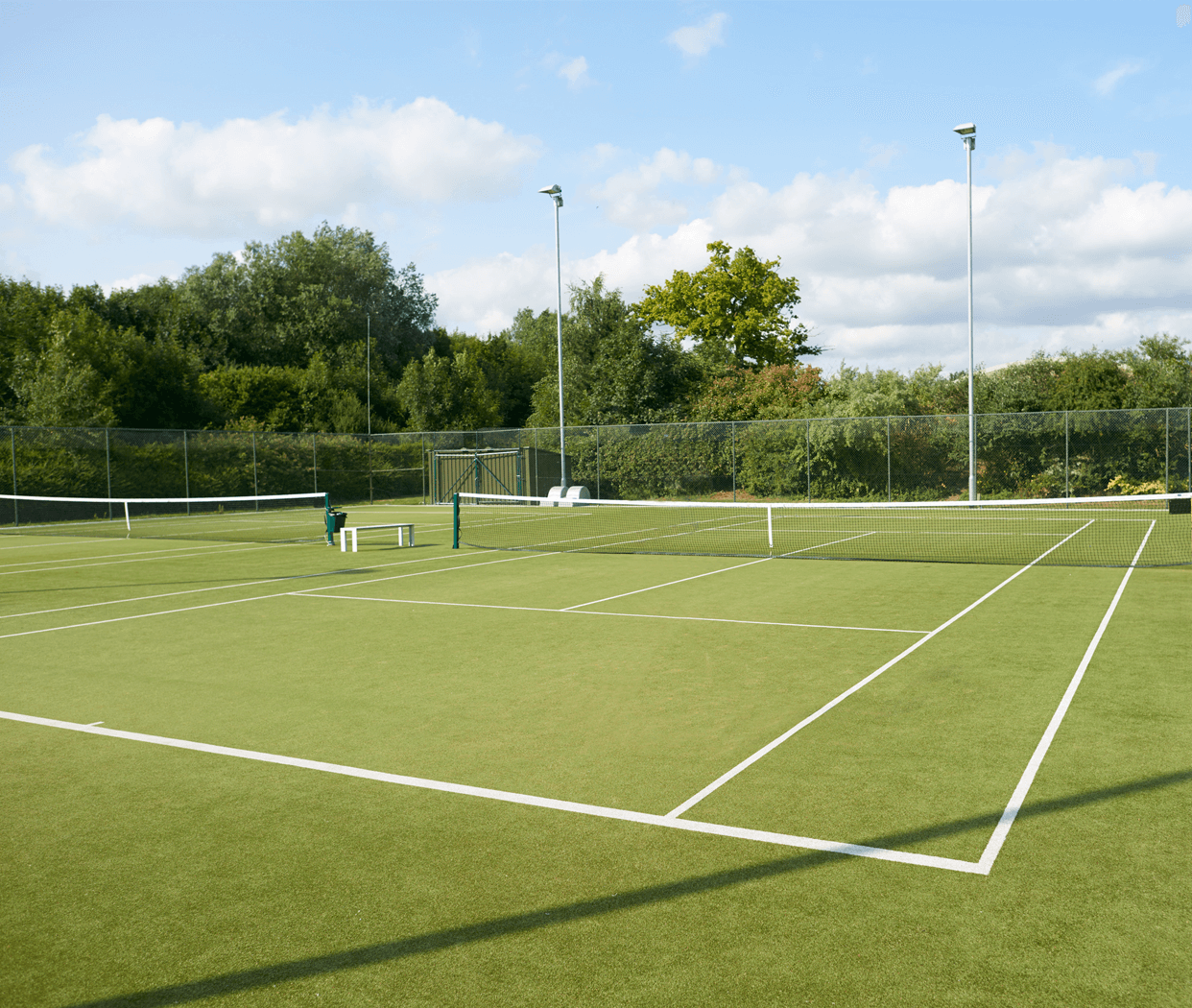 Tennis Coaching & Matchplay Intermediate