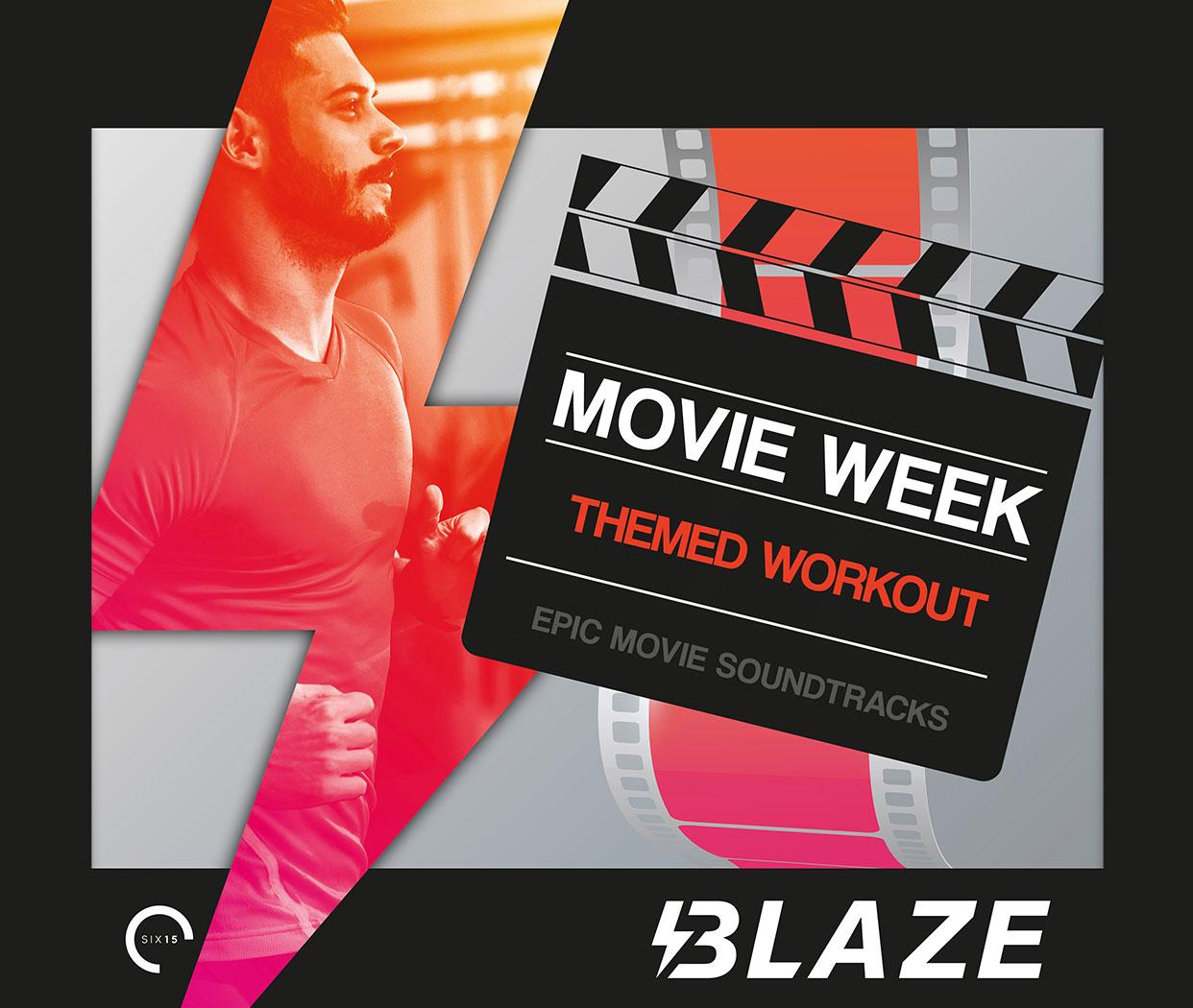 Blaze - Feature Week