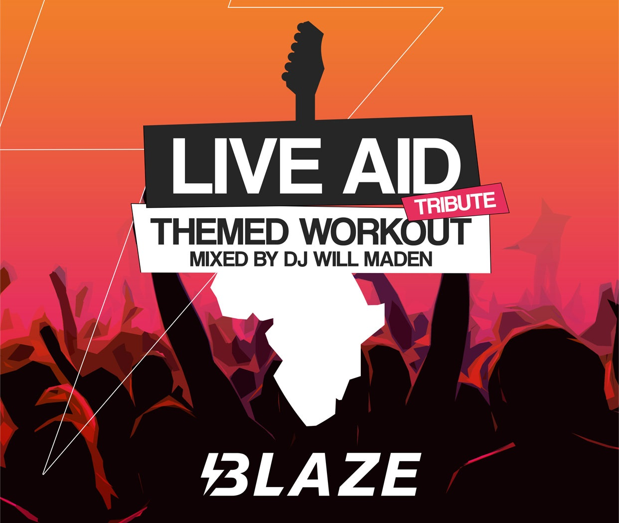 Blaze -  LIVE Aid Feature Week!